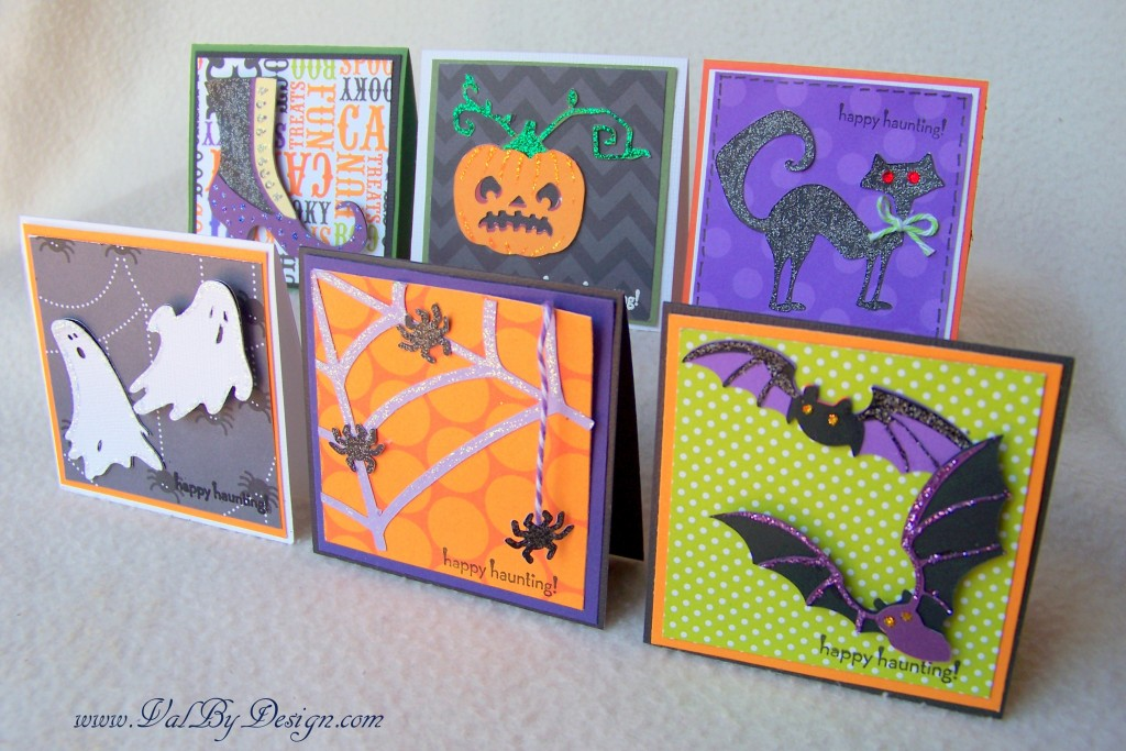 Halloween Mini's