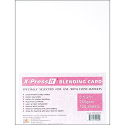 XPress Blending Card Paper