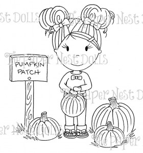 PND Pumpkin Patch Emma